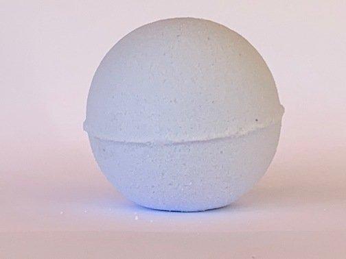 Lanolin Bath Bomb - Seaglass